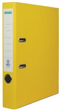 Class'ex Eco ordner geel 5cm