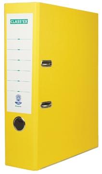 Class'ex Eco ordner geel 8cm