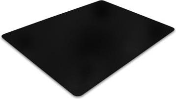 Floortex vloermat Cleartex Advantagemat, voor harde oppervlakken, rechthoekig, ft 120 x 150 cm, zwart