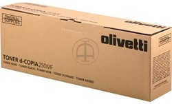 B0488 OLIV DCOPIA 250MF TONER 15.000pages black