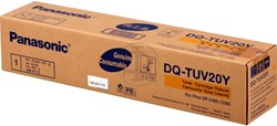 DQTUV20Y PANAS DPC405 TONER YE 20.000pages yellow