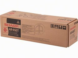 Sharp toner AR450LT zwart