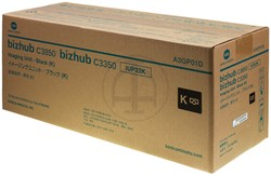 A3GP01D KONICA BIZHUB C3350 OPC BLACK 50.000pages IUP22K imaging unit
