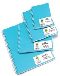 Canson schetsboek Notes, ft A4, blauw