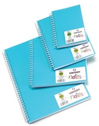 Canson schetsboek Notes, ft A5, blauw
