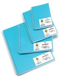 Canson schetsboek Notes, ft A6, blauw