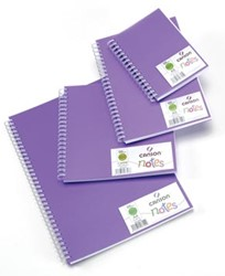 Canson schetsboek Notes, ft A5, violet
