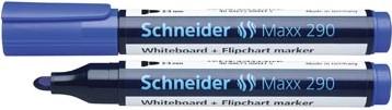 Whiteboard stiften Schneider 290 blauw