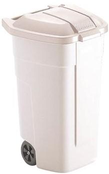 Container 100 liter Rubbermaid zonder deksel