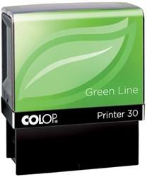 Colop tekststempel Green Line Printer Printer 30
