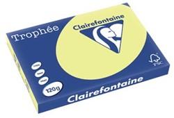 Gekleurd papier A3 120 gram citroengeel