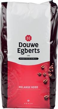 Douwe Egberts koffiebonen Rood, pak van 3 kg