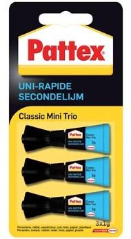 Pattex secondelijm
