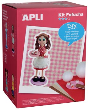 Apli Kids kit pop, bakker