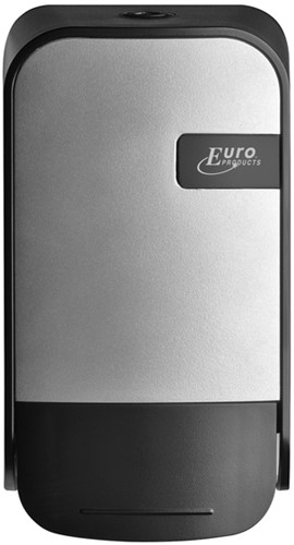 Dispenser Euro Quartz foamzeep 400ml zilver