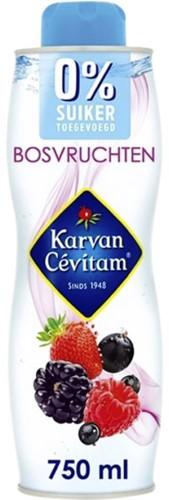 Siroop Karvan Cevitam bosvruchten 0.0% 750ml