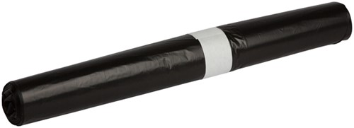 Afvalzak Powersterko T23 75liter  zwart