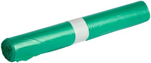 Afvalzak Powersterko T23 75liter groen