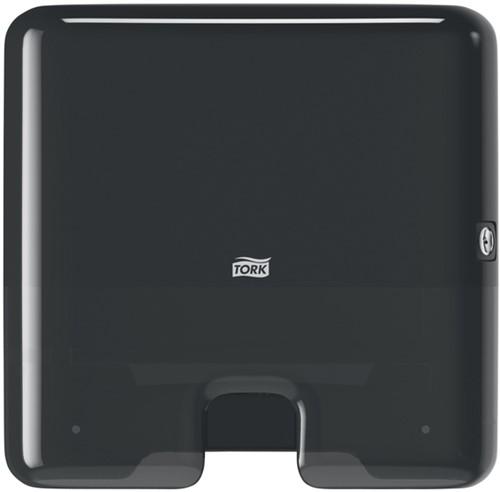 Dispenser Tork H2 552108 Xpress handdoekdispenser zwart