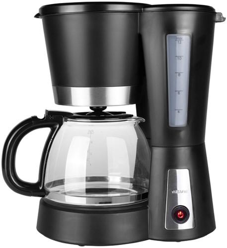 Koffieautomaat Tristar CM-1236 1,2L 900W zwart