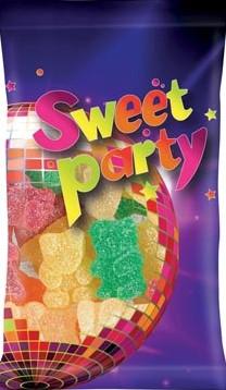 Sweet Party zure beertjes zakje van 100 g