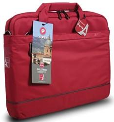 Port Designs Palermo laptoptas voor 13.3 inch laptops, rood