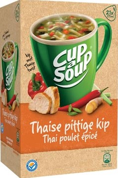Cup a Soup thai spicy chicken