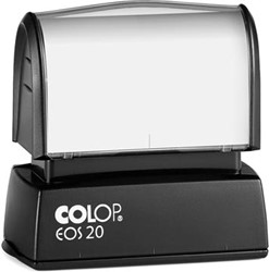 Colop EOS 20 Xpress stempel rood