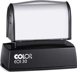 Colop EOS 30 Xpress stempel rood