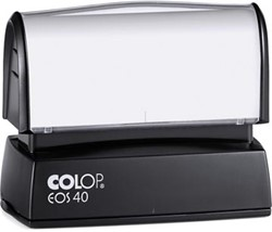 Colop EOS 40 Xpress stempel rood