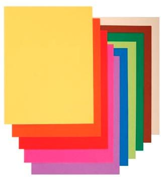 Dossiermap geassorteerde kleuren