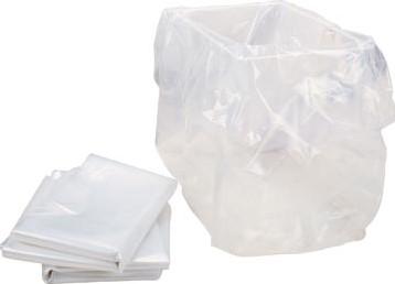 HSM opvangzakken voor papiervernietiger HSM PURE 740 Max, pak van 25 zakken