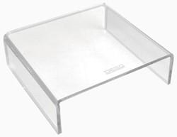 Desq monitorstandaard uit acryl