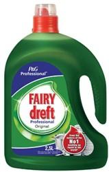 Dreft handafwasmiddel classic, flacon van 2,5 liter