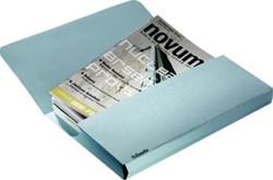 Esselte documentenmap Pocket File blauw