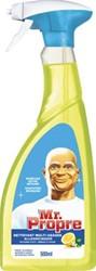 Mr. Proper allesreiniger, citroen, flacon van 500 ml