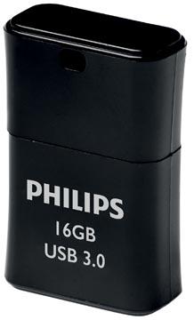 Philips Pico Black USB 3.0 stick, 16 GB