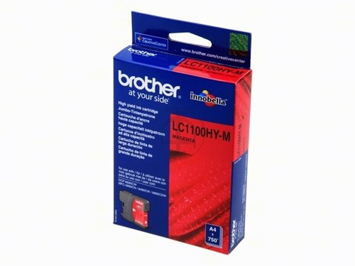 Brother LC1100HYM cartridge magenta