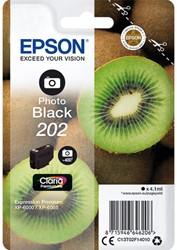 C13T02F14010 EPSON XP6000 PHOTO INK BLK 4,1ml 400photos Claria Premium