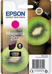 C13T02F34010 EPSON XP6000 INK MAGENTA 4,1ml 300pages Claria Premium
