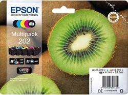 C13T02E74010 EPSON XP6000 INK (5) ST 1x6,9ml pbk + 4x4,1ml cmyk multipack