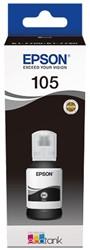 C13T00Q140 EPSON ET7700 INK BLACK 140ml 8000pages bottle EcoTank 105