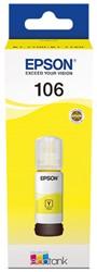 C13T00R440 EPSON ET7700 INK YELLOW 70ml 5000pages bottle EcoTank 106