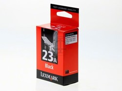 Lexmark inkcartridge Nr. 23A black