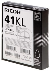 405765 RICOH SG2100N INK BLK 600pages/5%cov GC41KL black