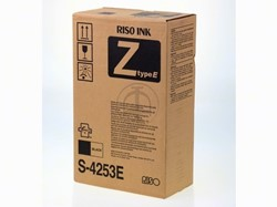 S4253E RISO RZ INK(2) BLACK 2x1000ml