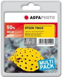 APET061SETD AP EPS.DX3850(4) 4x12ml 50% extra life ink cmyk