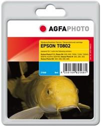 APET080CD AP EPS.RX265 INK CYA 8ml 310pages/5%cov cyan