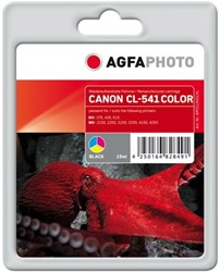 AGFA Photo inktcartridge CANON CL541CXL  color