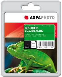 AGFA Photo inktcartridge Brother LC1280XLBK 60ml 2460pages black